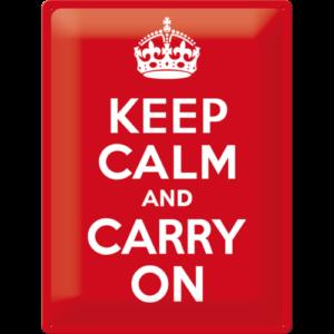 Keep calm Marybow Property